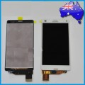 Sony Xperia Z3 Compact LCD and Touch Screen Assembly [White] [High Quality]